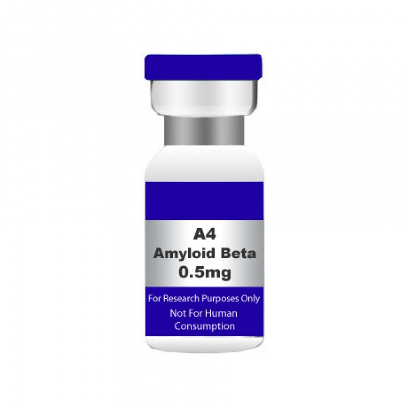 Buy A4 Amyloid beta 0.5MG | geopeptides.com