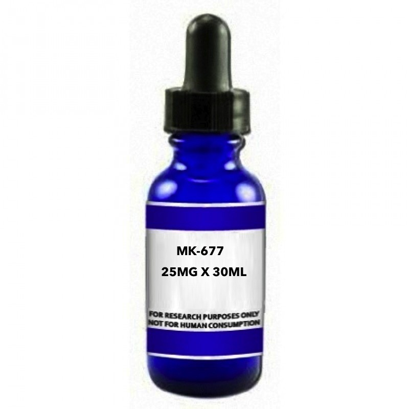 Buy MK-677 25mg- Geo Peptides