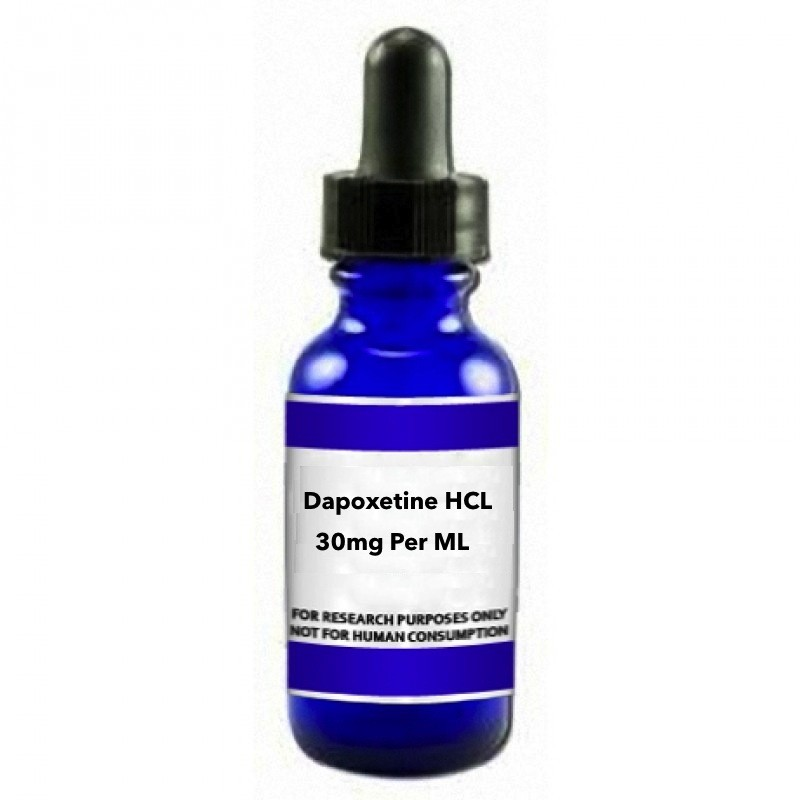 Dapoxetine HCL 30mg x 30ml