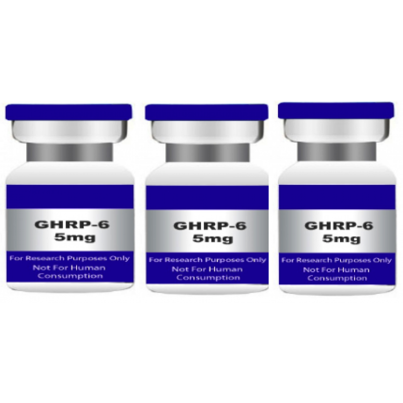 Order GHRP-6 5mg - 3 Pack Bulk Savings