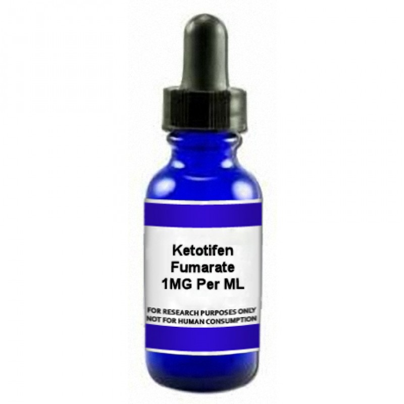 Buy Ketotifen Fumarate 1mg | Geopeptides.com