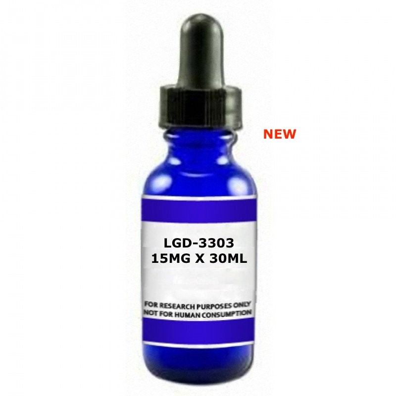 LGD-3303 15mg x 30ml - LGD-4033 Replacement