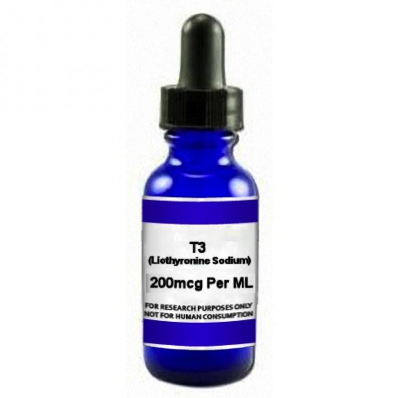 T3 (Liothyronine Sodium) 200mcg X 60ml